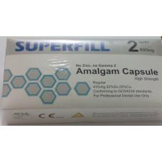 Super Fill Amalgam Capsule # 2