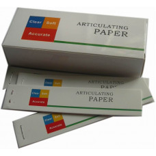 Clear Soft Articulating paper _Straight_