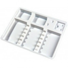 Disposable Plastic Instrument Tray ٍSmall- 100 trays-