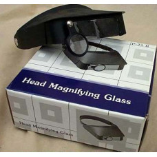 Head Magnifying Glass without a Torch