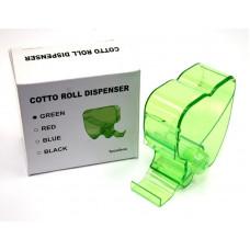 Cotton Roll Dispenser_Molar shaped_
